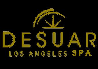 Desuar Spa LA Logo